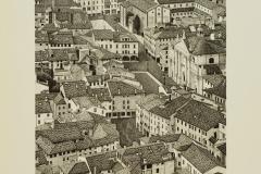 Bassano: veduta parziale del Centro Storico