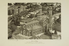 Bassano: veduta del Tempio Ossario