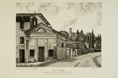 Bassano: veduta della chiesetta di San Rocco