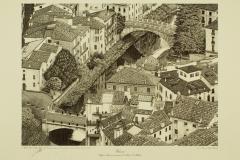 Fiume Retrone, Ponte San Paolo, Ponte San Michele