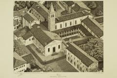 Chiesa e chiostro di San Pietro a Vicenzaq
