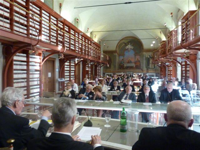 roma presentazione libro alla biblioteca della camera dei
